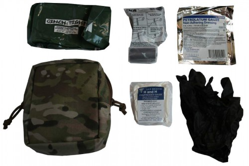 Guardian Medical - Basic Trauma Kit